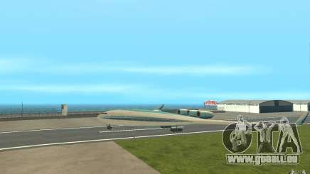 Boeing 797 BWB pour GTA San Andreas