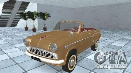 Moskvich 403 Cabrio pour GTA San Andreas