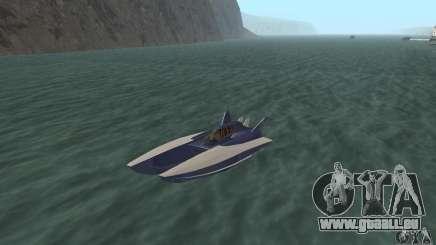 Powerboat für GTA San Andreas