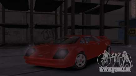 Infernus - Vice City pour GTA 4