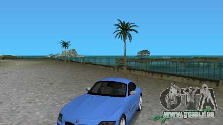BMW Z4 für GTA Vice City