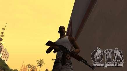 Guns Pack für GTA San Andreas