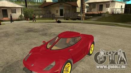 Lancia Stratos Fenomenon für GTA San Andreas