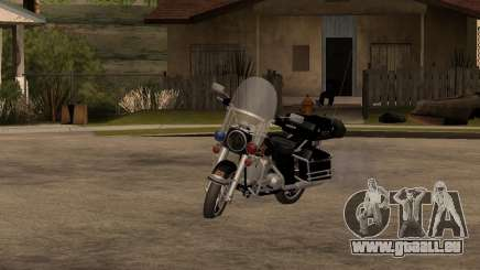 Harley Davidson Police 1997 pour GTA San Andreas