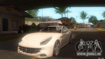 Ferrari FF für GTA San Andreas