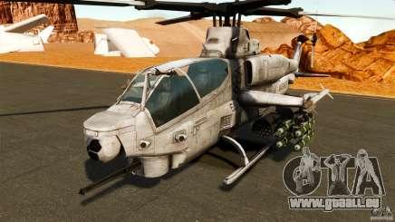 Bell AH-1Z Viper pour GTA 4