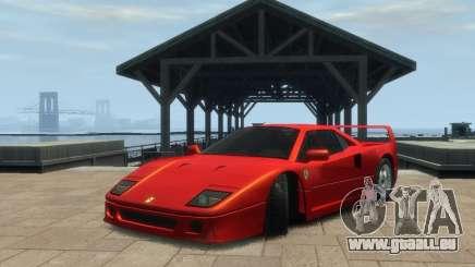 Ferrari F40 für GTA 4