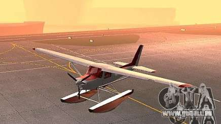 Cessna 152-Wasser-option für GTA San Andreas