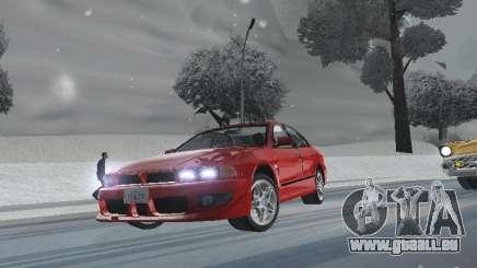 Mitsubishi Galant VR6 pour GTA San Andreas