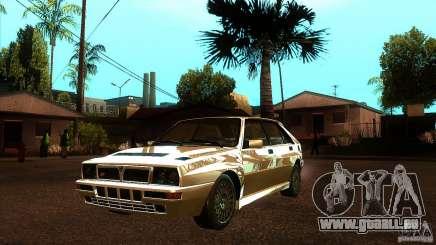 Lancia Delta HF Integrale für GTA San Andreas