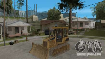 Bulldozer aus COD 4 MW für GTA San Andreas