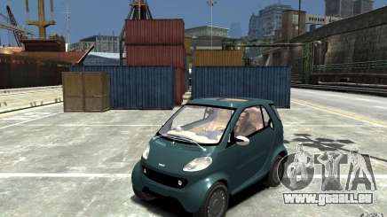 Smart For Two für GTA 4