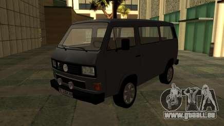 Volkswagen Transporter T3 pour GTA San Andreas