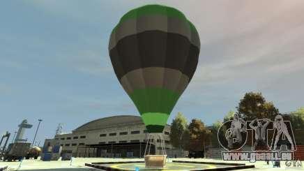 Balloon Tours option 3 pour GTA 4