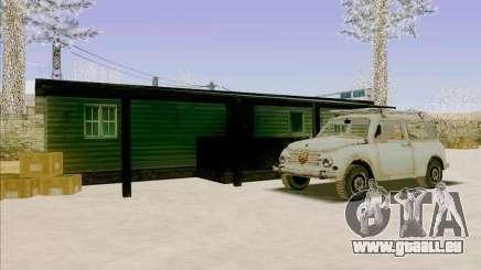Auto von COD 4 MW für GTA San Andreas