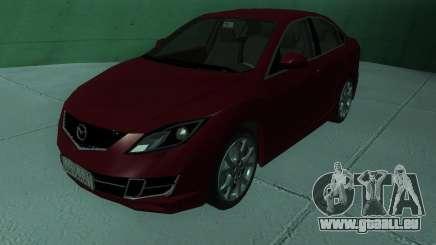 Mazda 6 2010 pour GTA San Andreas
