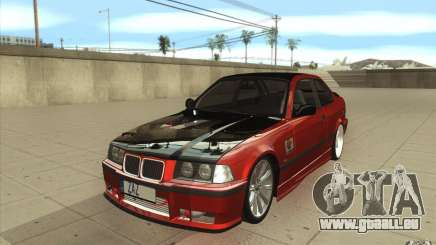 BMW Fan Drift Bolidas für GTA San Andreas