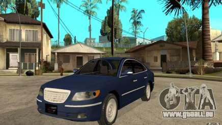Hyundai Azera 2009 arb drift pour GTA San Andreas
