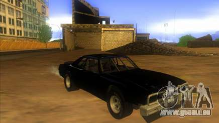 Jupiter Eagleray MK5 pour GTA San Andreas