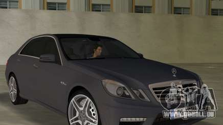 Mercedes-Benz E63 AMG pour GTA Vice City