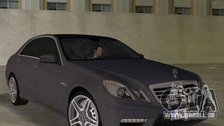Mercedes-Benz E63 AMG für GTA Vice City