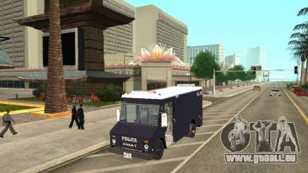 S.W.A.T. Los Angeles pour GTA San Andreas