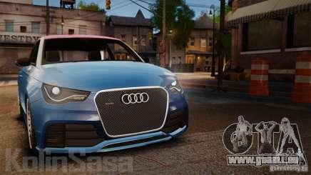 Audi A1 Quattro pour GTA 4