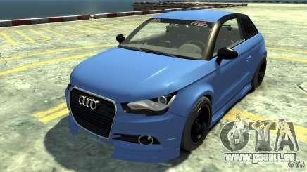 Audi A1 für GTA 4
