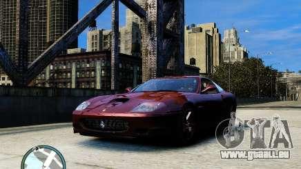 Ferrari 575M Maranello 2002 für GTA 4