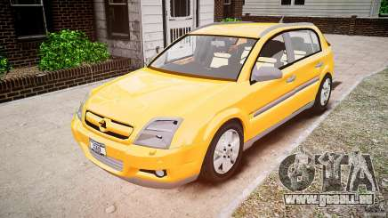 Opel Signum 1.9 CDTi 2005 pour GTA 4