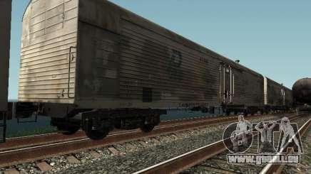 Refrežiratornyj wagon Dessau n10 pour GTA San Andreas