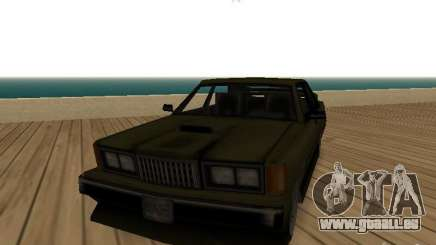 Sentinel XS pour GTA San Andreas