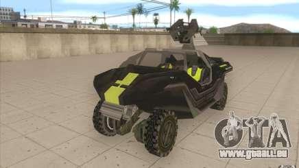 Halo Warthog pour GTA San Andreas