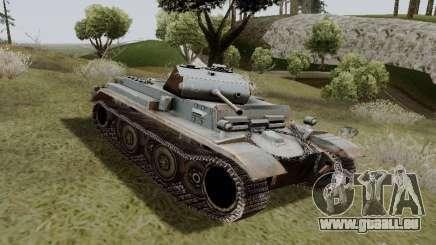 PzKpfw II Ausf.B für GTA San Andreas
