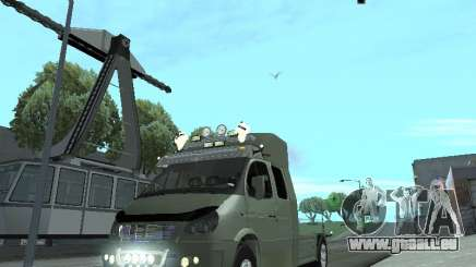 Gazelle 2705 für GTA San Andreas