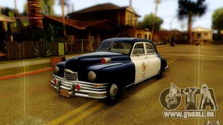 Packard Touring Police pour GTA San Andreas