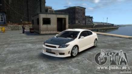 Toyota Scion pour GTA 4