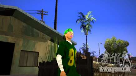New Deniz pour GTA San Andreas