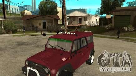 UAZ 3159 Hunter (Hunter) für GTA San Andreas