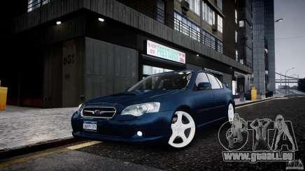 Subaru Legacy B4 GT pour GTA 4