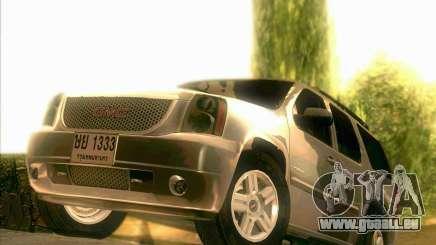GMC Yukon Denali 2007 pour GTA San Andreas