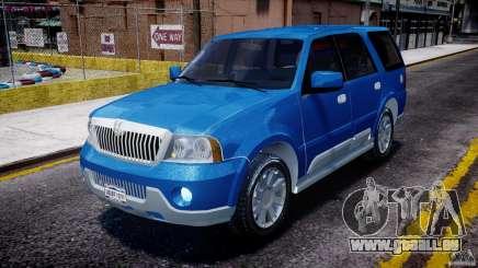 Lincoln Navigator 2004 pour GTA 4