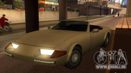 Feltzer de GTA Vice City pour GTA San Andreas