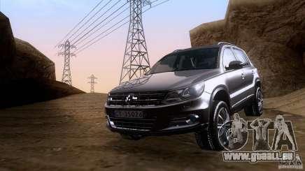 Volkswagen Tiguan 2012 für GTA San Andreas
