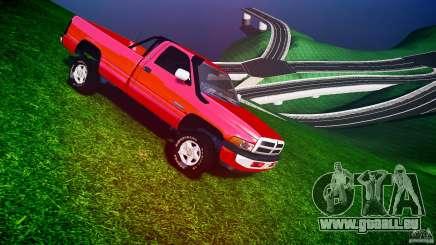 Dodge Ram 2500 1994 pour GTA 4