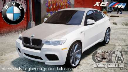 BMW X6M v1.0 pour GTA 4