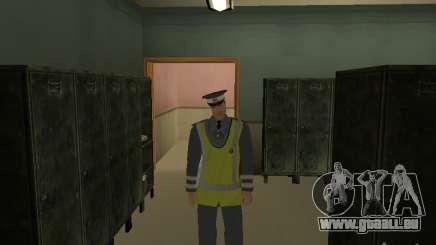Inspektor DPS für GTA San Andreas