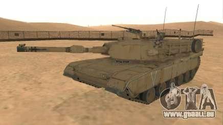 Abrams M1A2 pour GTA San Andreas