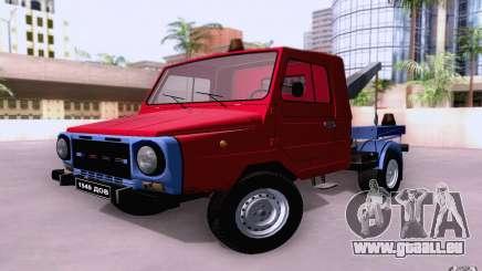 LuAZ 13021 Abschleppwagen für GTA San Andreas