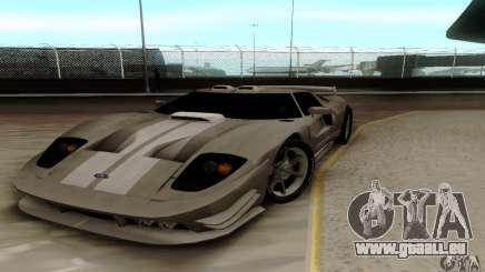 Ford GT Tuning für GTA San Andreas